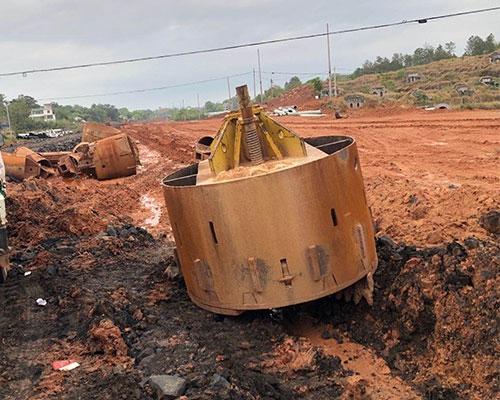 旋挖钻头厂家