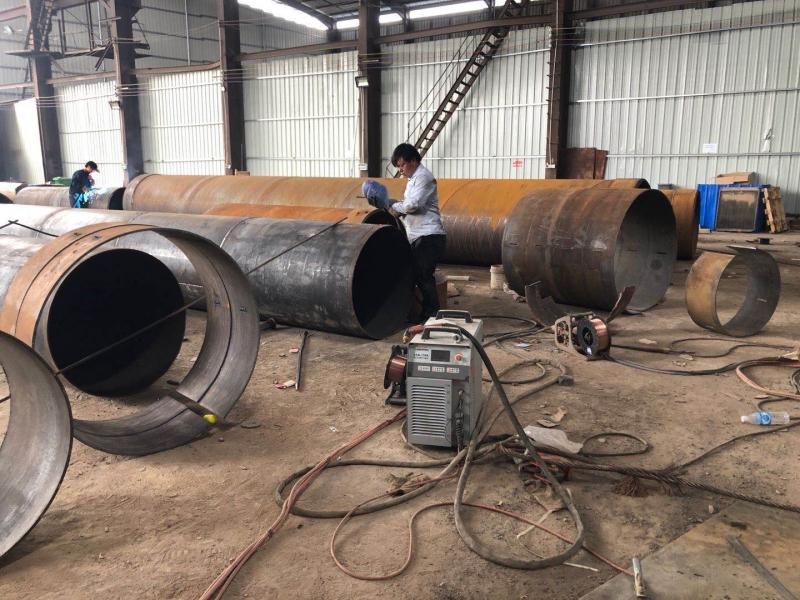 钢护筒加工厂